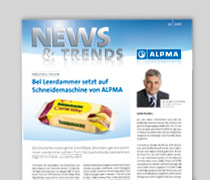 ALPMA Newsletter